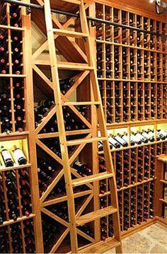 Custom Wine Cellars - Wine Cellar Innovations