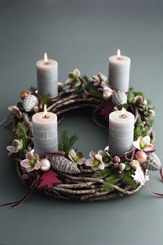 Christmas Wreath Inspiration