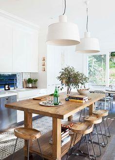 Revamped heritage kitchen - Homes, Bathroom, Kitchen & Outdoor | Home Beautiful Magazine Australia