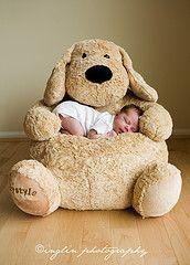 puppy chair!!! Looooove I think my nursery needs this.