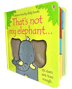 elephant template for preschool.html
