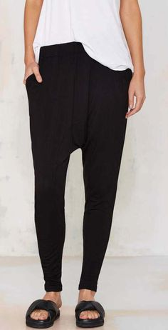 The Fifth Midnight Moon Drop Pant