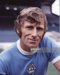 Sport Football 3th October 1973 Portrait of Tony Book of Manchester City