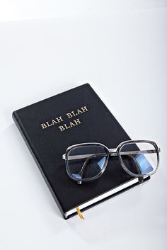 The Blah Blah Blah book. Ok even if a single copy of this has sold, the author was a genius. Stand And Deliver, Nonsense Words, Work Humor, Violin, Cat Eye Sunglasses, Make Me Smile, Just In Case, Hilarious, The Incredibles