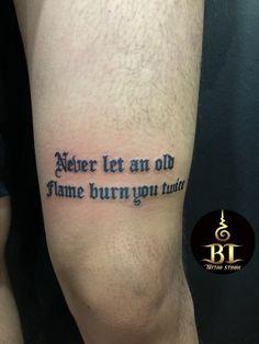 Rebellen Tattoo, Text Tattoo, Piercing Tattoo, Tattoo Fonts, Tattoo Shop, Tattoo Drawings, Piercings, Dope Tattoos, Leg Tattoos
