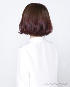 4 짧은단발머리