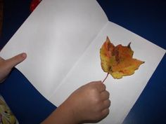 Autumn Crafts for Little Ones