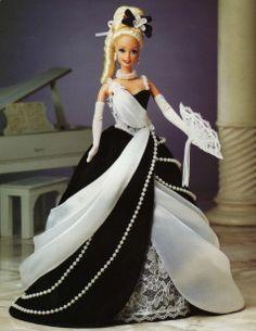 Midnight waltz barbie | Foto Prototipo Midnight Waltz año 1996