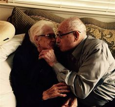 'Not sweating the small stuff': Couple spills secrets to their 82-year-long marriage