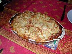Des lasagnes pas tout à fait ordinaire... mais vraiment délicieuses ! Un recette d'Audrey internaute.