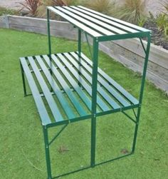 Individual Aluminium/Galvanised Stands Archives - Polycarbonate Greenhouses Australia, Glasshouses
