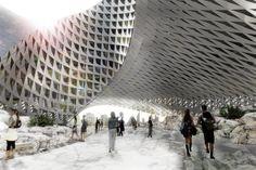 BIG to Design Kazakhstan's New building