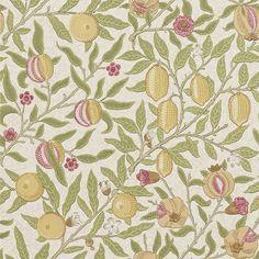 Tapete Granatapfel von Morris & Co.