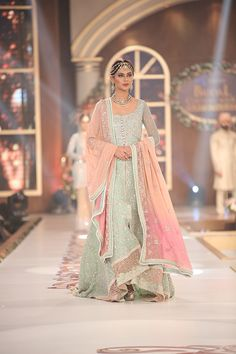 Colour combination Zainab Chottani