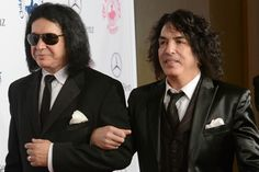 Gene Simmons and Paul Stanley Writing New Kiss Memoir Kiss Images, Kiss Pictures, Cool Pictures, Then And Now Photos, Paul Stanley, Kiss Band, Ace Frehley, Hot Band, Gene Simmons