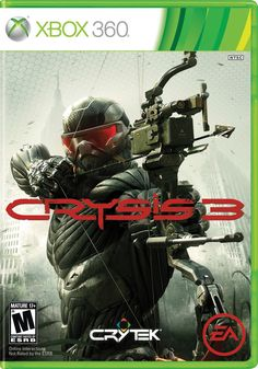Crysis 3 is to be released in stores for Xbox 360 on Feb. 19, 2013.
