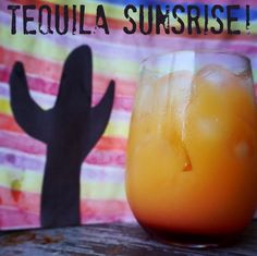 The Tequila Sunrise