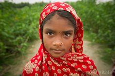 Young girl in Bangladesh   Ami Vitale