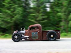 Bobber Truck