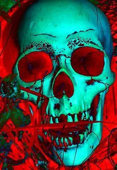 Bone Structure Print by Devalyn Marshall Skull Wallpaper, Marvel Wallpaper, Skull Artwork, Sugar Skull Art, Sugar Skulls, Skulls And Roses, Skull Design, Skull Tattoos, Grim Reaper