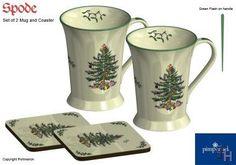 Spode Christmas Tree Mug and Coaster Set, Set of 2 by Portmeirion USA, http://www.amazon.com/dp/B0056W5WZ0/ref=cm_sw_r_pi_dp_3wxKqb1A1S5T2