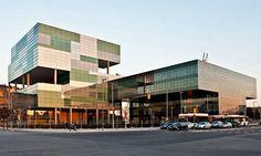 Квартира d28 свободная экономическая зона-офисный комплекс, Барселона, 2009 - Алехандро Zaera-поло и Maider Llaguno Архитектура