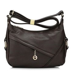 65d138d55a Toping Fine bags Toping Fine Retro Vintage Women s Genuine Leather Handbag