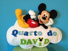 Mimos e Feltrices: Mickey Mouse