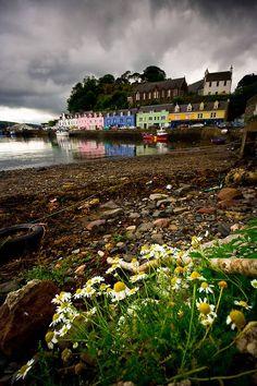 Portree, Isle of Skye, Inner Hebrides Photo by Kieran Campbell