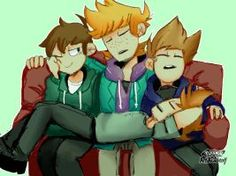 ((Eddsworld Open Rp I'm Tom, you can be any of the others))*snores slightly *