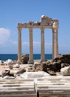 Antalya, Roman at the gate | Flickr - Photo Sharing!