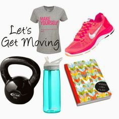 CustomizeME: HEALTHY IS BEAUTIFUL: 4 FITNESS TIPS TO GET YOU MOVING