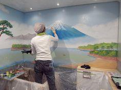 超貴重!日本に3人しかいない銭湯ペンキ絵師たちが高円寺フェスでライブペインティングを披露!|ローカルニュース!(最新コネタ新聞)東京都 杉並区|「colocal コロカル」ローカルを学ぶ・暮らす・旅する