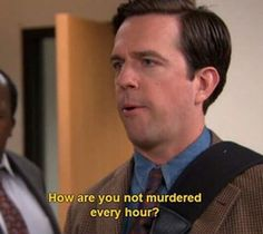 Andy Bernard talking to toby Tv Quotes, Movie Quotes, Humour Quotes, Family Quotes, Best Tv Shows, Best Shows Ever, Infp, Sweater Weather, Reaction Pictures