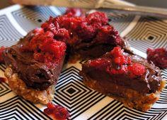 Bite-sized thoughts: Raw vegan cheesecake, three ways