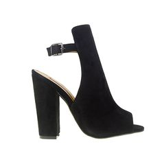 Love these Chinese Laundry peep toe booties!
