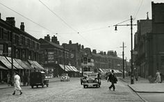 Rusholme Village in the Rush Hour