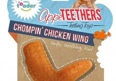 Chicken Wing Appe-teethers