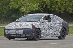 Spied 2015 Chrysler 200 Looks to Redeem the 200 Nameplate - Motor Trend WOT