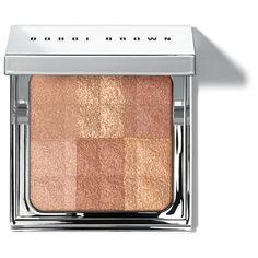 Bobbi Brown   Brightening Finishing Powder in Bronze Glow   Highlight   Glow   Makeup