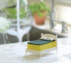 Mini Bed Sponge Holder