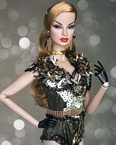 As Dusk Falls #EugeniaFrost #FashionRoyalty #integritytoys by Kawin @ BonettaShop