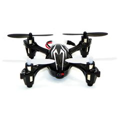 Professional RC Helicopter 2.4G 6-Axis Gyro 3D Radio Control Quadcopter Hubsan X4 H107C Helicopter Drone with Camera FPV SL
