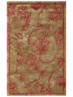 Henna Hand Tufted Rug By The Rug Market At Gilt
