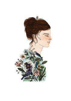O Jardim Dos Sentidos: Lizzy Stewart