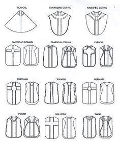 Ecclesiastical VestmentsEcclesiastical SewingChurch Vestments: Sewing and Embroidery for Church Vestment Making Catholic Art, Roman Catholic, Christian Symbols, Church Banners, The Good Shepherd, Religious Education, Sacred Art, Kirchen, Sewing