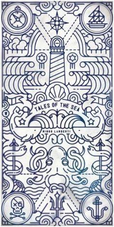 tales of sea gypsy by sibella court - interior stylist