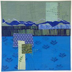 Deborah's Journal: New Abstract Art Quilts