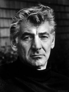 Leonard Bernstein (1918–1990), was an American composer, conductor, author, music lecturer, and pianist. He was among the first conductors born and educated in the United States of America to receive worldwide acclaim. His fame derived from his long tenure as the music director of the New York Philharmonic, from his conducting of concerts with most of the world's leading orchestras, and from his music for West Side Story, as well as Candide, Wonderful Town, On the Town and his own Mass.