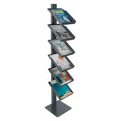 The Container Store > Freestanding Magazine Rack